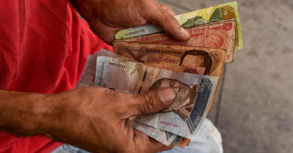 венесуэла кризис инфляция
