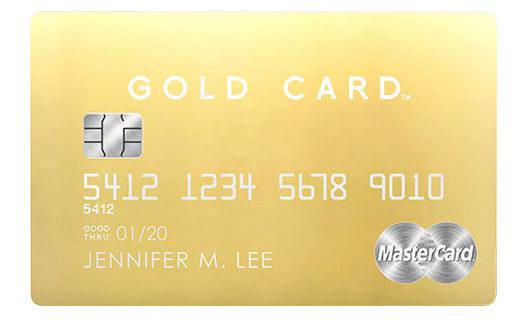 металлическая карта Mastercard