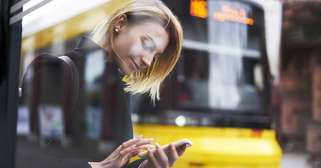 SMS-оплата проезда