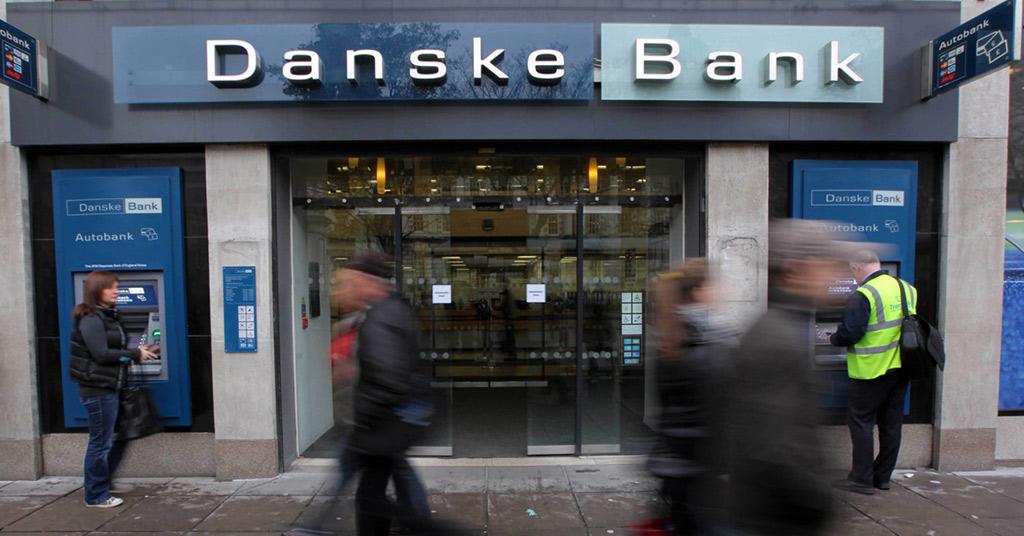скандал Danske Bank
