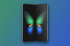 Смартфон Samsung с гибким экраном: как выглядит и сколько стоит