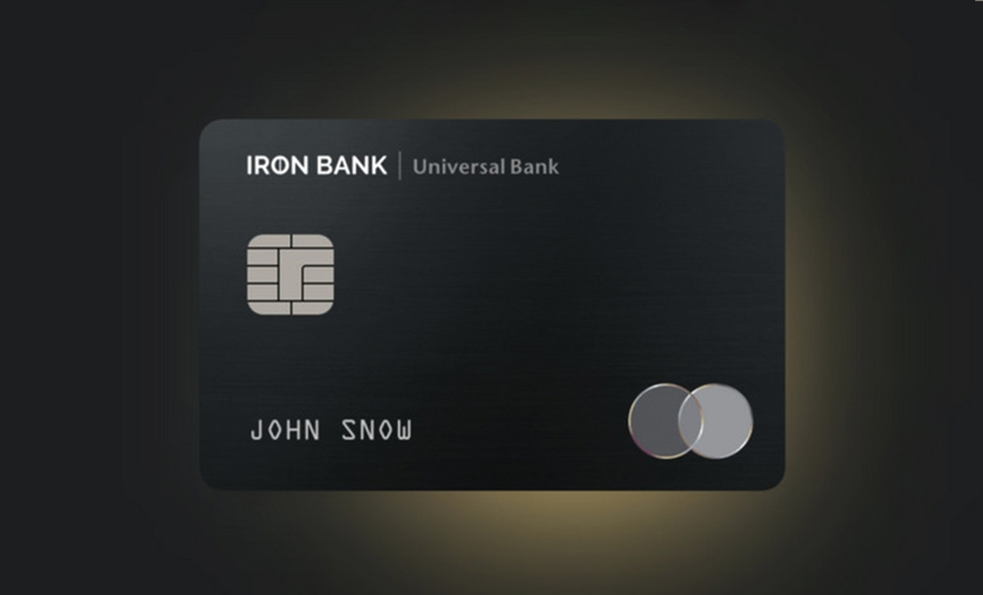 IRON BANK от monobank