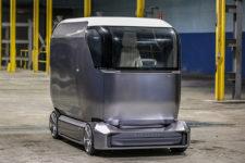 Модернизация почты: доставкой посылок займутся роботы-грузовики