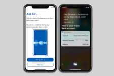 Siri поможет проверить баланс на банковском счете