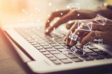 В Украине юрлиц и ФОПов хотят обязать иметь официальный электронный адрес