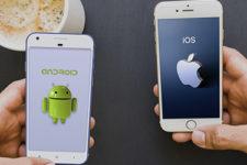 Кто чаще платит смартфоном: владельцы iOS или Android-устройств