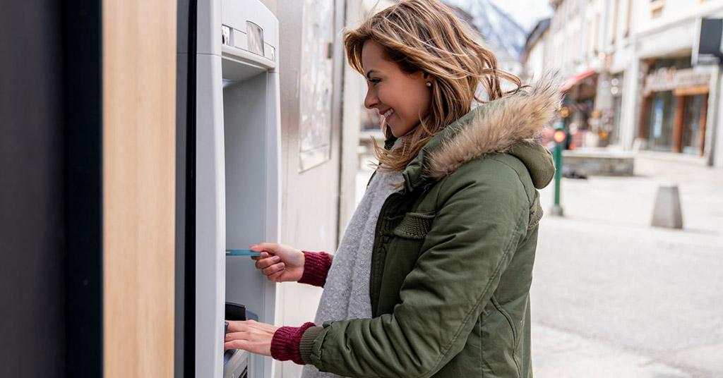 банкоматы вне отделений