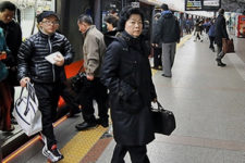 Биометрия в метро: в Китае тестируют новую систему оплаты проезда