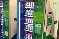 Представлен торговый автомат на базе Blockchain: как работает и сколько стоит