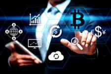 Украинский стартап BitsWallet позволяет расплачиваться криптовалютой в торговой сети