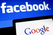У Facebook и Google украли $122 млн