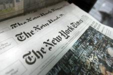 The New York Times будет публиковать материалы на блокчейн