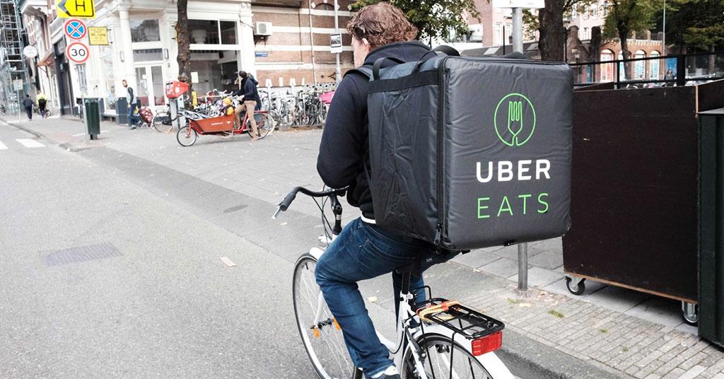 комиссии Uber Eats
