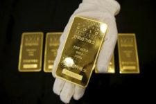ТОП-10 стран с самыми большими запасами золота