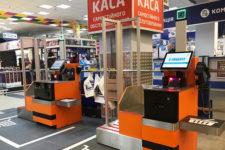 Умный супермаркет: как работают кассы самообслуживания в Украине