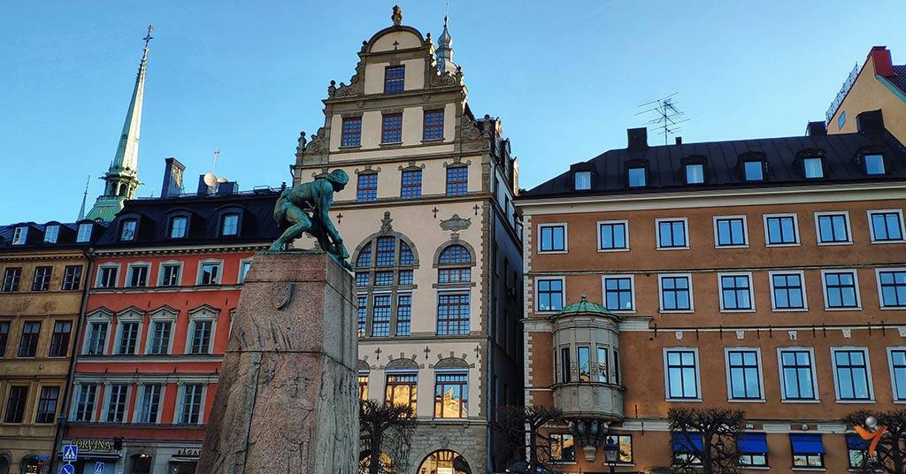 Швеция банковская карта