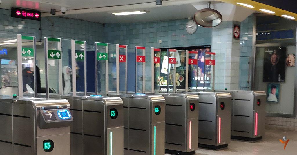 оплата картой метро стокгольм