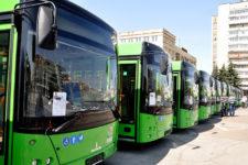 В транспорте Житомира установили терминалы оплаты с новым функционалом (видео)