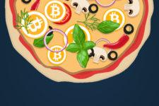 Bitcoin Pizza Day: что сегодня можно купить за 10 тыс биткоинов