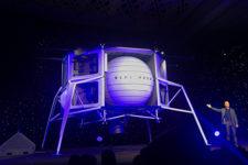 Глава Amazon планирует высадку на Луну в 2024 году