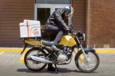 Водителям в пробках будут доставлять еду из Burger King
