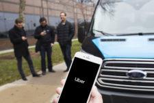 Uber выпустил новое приложение Uber Shuttle