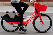 Uber запустили услугу по аренде э-велосипедов в еще одной стране