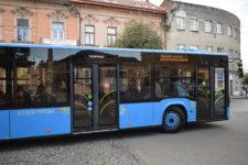 В Ужгороде запускают новую систему оплаты проезда в транспорте