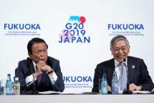 Страны G20 хотят ввести цифровое налогообложение
