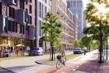 Бесплатный Wi-Fi и прокат велосипедов: в Киеве откроют smart-улицу