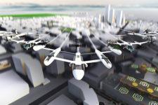 Стало известно, в каких городах появятся первые летающие такси Uber