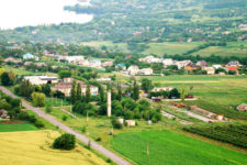 В украинском селе провели cashless-эксперимент