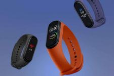 Xiaomi разработал фитнес-браслет с поддержкой NFC и QR-платежей