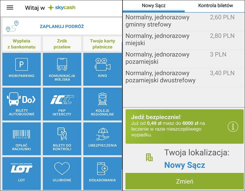 Как поехать в Польшу транспорт