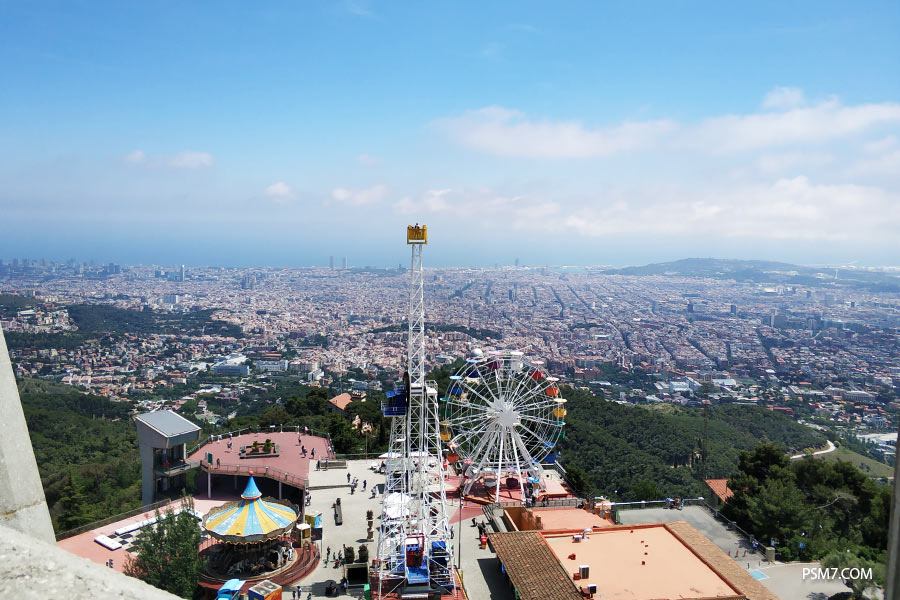 развлечения Барселоны