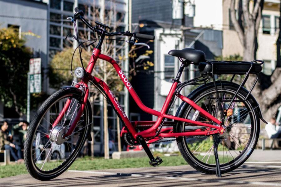 аренда велосипедов Scoot