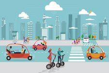 Эвакуация автомобиля и аутентификация по Face ID: в Kyiv Smart City добавили новые функции