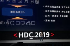 Huawei представил свою операционную систему