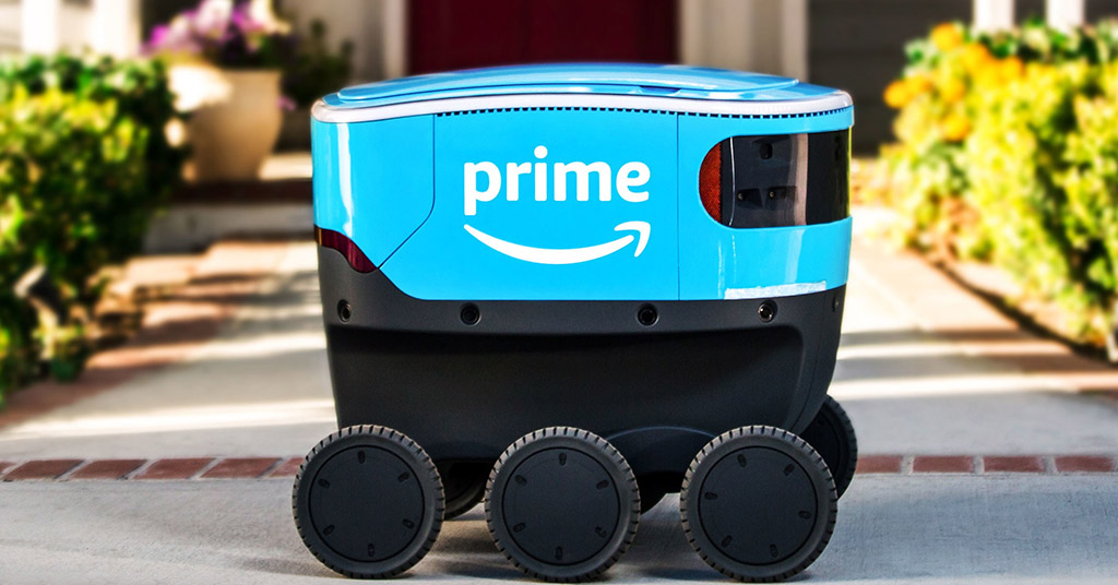роботы Amazon