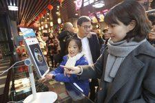 100 млн китайцев подключились к системе оплаты покупок лицом