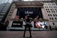 Сервис такси Uber потерпел рекордные убытки