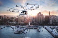 Немецкий стартап создал беспилотное аэротакси