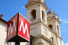 На заметку туристу: в метро Рима можно платить банковской картой