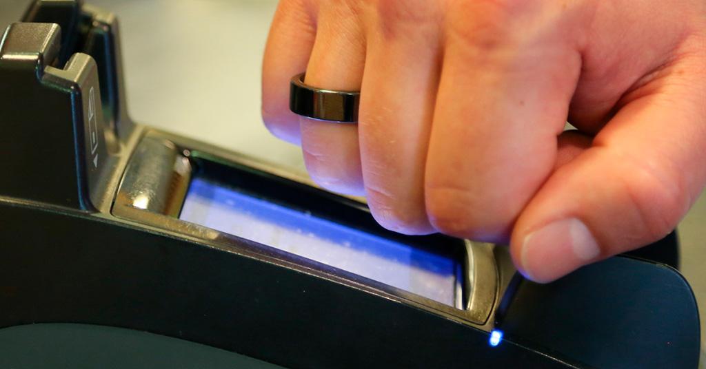 NFC-кольцо