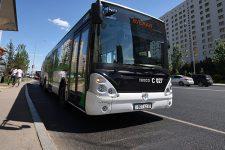 Биометрия в транспорте: в Нур-Султане тестируют оплату проезда лицом
