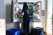 Крупный ритейлер запустил сервис доставки продуктов в холодильник