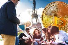 Новая учебная дисциплина: французские школьники будут изучать криптовалюты
