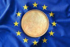 Евросоюз планирует выпустить собственную криптовалюту