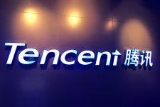 Стоимость Tencent приблизилась к максимальному за всю историю компании уровню