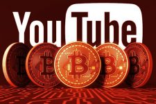 Мошенники воруют криптовалюту через YouTube